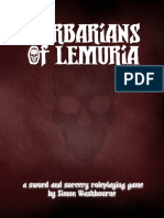 ( UploadMB.com ) Barbarians of Lemuria - Mythic Edition (Print)