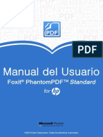 Manual Foxit PHANTOM PDF