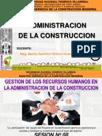 08 Gestion de Los Rr Hh en La Construccion Unfv 2016