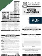 2017 CDGA Amateur Championship