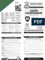 2017 CDGA Junior Championship App