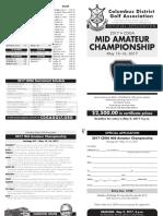 2017 CDGA Mid Amateur AP