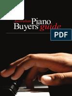 Piano Buyers