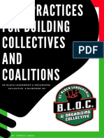 Best Practices for Building Collectives and Coalitions