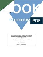 Book profesional Marco Garnica