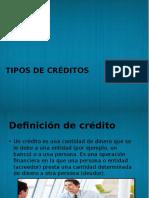 Créditos 3