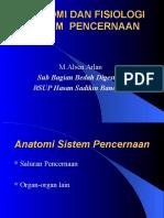 213886107 Anatomi Dan Fisiologi GI Tract