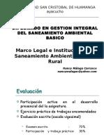 Legislación Ayacucho 2016