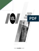 Vsl Presentation