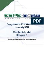 Inicios de programacion php 1