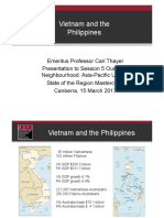 Australia's Engagement with Vietnam and the Philippines