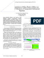 Numerical Simulation of Mass Ratio's Effect on.pdf