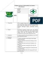 Pemberian Informasi Tentang Efeksamping Dan Risiko Pengobatan