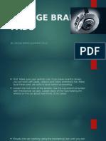 CHANGE BRAKE PADS cambio de balatas..pptx