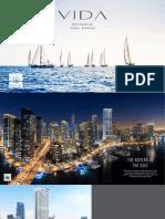 EMAAR Vida Residences - Dubai Marina +971 4553 8725