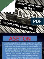 propanon-aseton