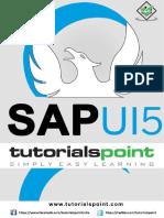 UI5 SAP
