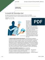 La muerte del 'curriculum vitae' | El País Semanal | EL PAÍS
