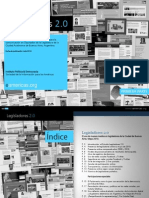 Informe Legisladores 2.0, Primera parte. Eamericas.org, julio 2010