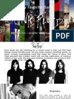 Pink Floyd Presentation