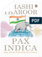 Pax Indica India and the World of the 21st Century Shashi Tharoor.pdf