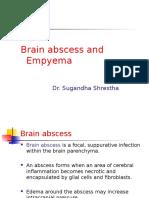 2 Brain Abscess