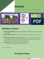 fsm120l - waste management powerpoint
