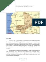 Misión Militar Salvadoreña en Mali
