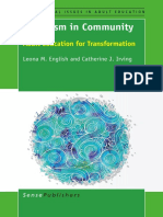 Feminism in Community - Leona M. English, Catherine J. Irving
