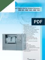 Techspec MB 90 140 180 En