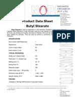 Butil Stearat Yağlama Özelliği Var Product_data_sheet_Bst
