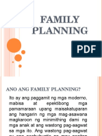 57422151 Family Planning PPT