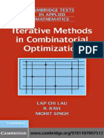Iterative Methods in Combinatorial Optimization (Cambridge Texts in Applied Mathematics).pdf
