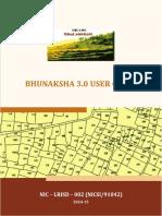 Bhunaksha 3.0 User Guide