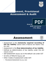 9. Assessment & Audit