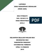 Laporan Pkm Eka