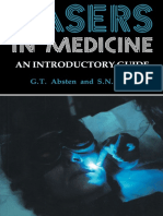 Gregory T. Absten BSc, MA, Stephen N. Joffe BSc, MB, ChB, MD, FRCS (Edinburgh and Glasgow), FCS (South Africa), FACS (Auth.)-Lasers in Medicine_ an Introductory Guide-Springer US (1985 (1)