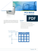 Flyer - PCS-9691E Overcurrent Relay.pdf