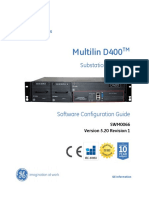 D400 Configuration Manual