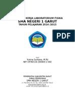 PROGRAM Program Kerja Lab.fisika