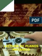 Lectura de Planos Mecanico