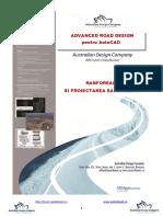 Advanced Road Design Pentru Autocad