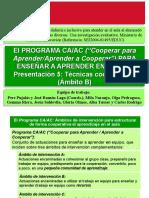 05.Presentacion 5 Tcnicas Cooperativas