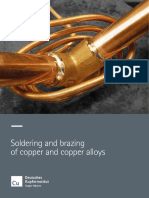 Brazing Copper