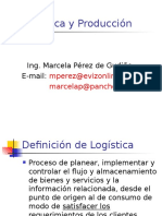 Logistica y Produccion