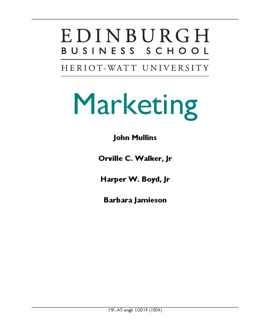 b6650c926 Marketing Book | Marketing Strategy | Strategic Management