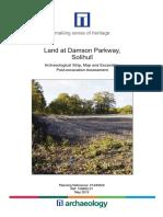 Land at Damson Parkway, Solihull