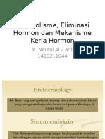 Mekanisme Regulasi Hormon