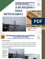 9. - Estructuras Reticulares I
