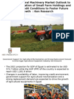 Agricultural Tractor Industry,Dealers Sales Egypt Tractor-Ken Research